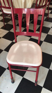 High Quality Commercial Chairs for Restaurants All Steel