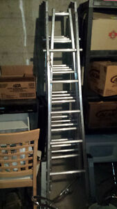 Sectional Ladder with Levelok System