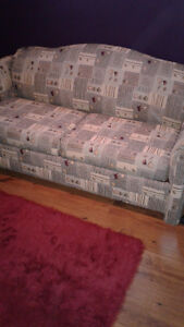 Pull out Bed, Hida bed/couch