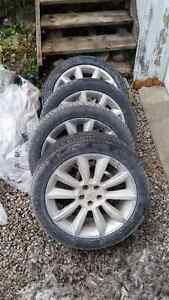 "20"" Ford Rims & Tires (From Ford Flex) Stratford Kitchener Area image 1"