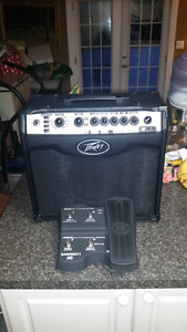 Peavy VYPYR-VIP-1. Amp with Pedal