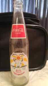 Coca-Cola Coke 1989 Bottles Kitchener / Waterloo Kitchener Area image 3