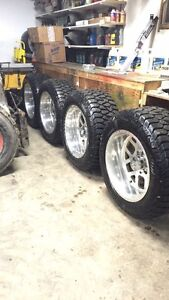 American force rims and tires Regina Regina Area image 1