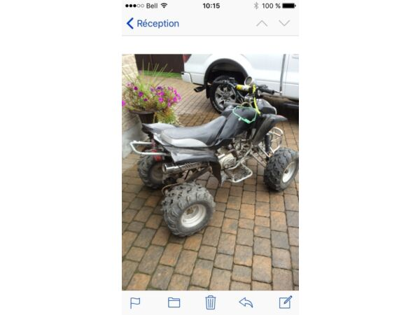 Used 2006 Other maxam 110 cc