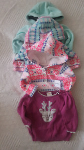 Infant hoodie 3 months New and EUC