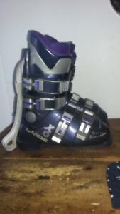 bottes de ski LANGE alpin grandeur 2