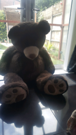 LARGE BROWN TEDDY