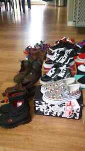 Toddler shoes Variety of brands sizes from 6c to 11c London Ontario image 7