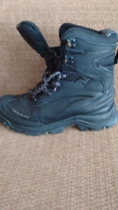 Columbia winter boots mens size 10