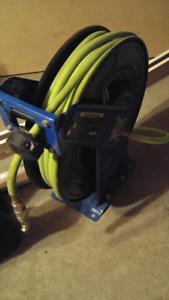 Devidoir 75' pour outils air
