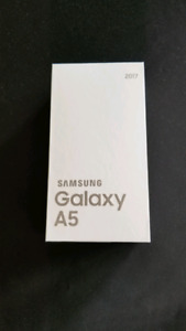 Samsung Galaxy A5 2017 32GB New