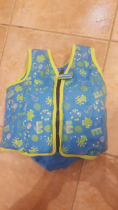 Speedo Sea Squad swim vest 2-3 years