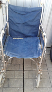 chaises roulante