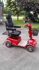 Biswift 4 Wheel Mobility Scooter