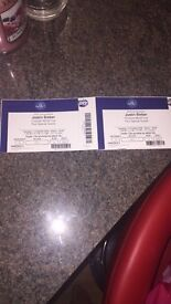 Justin Bieber purpose tour tickets!