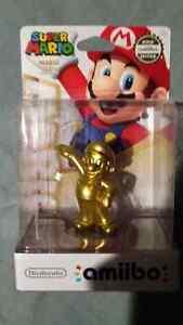 Gold Mario Amiibo Oakville / Halton Region Toronto (GTA) image 1
