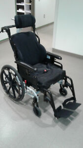 Super Tilt PlusPower Mobility's  wheel chair