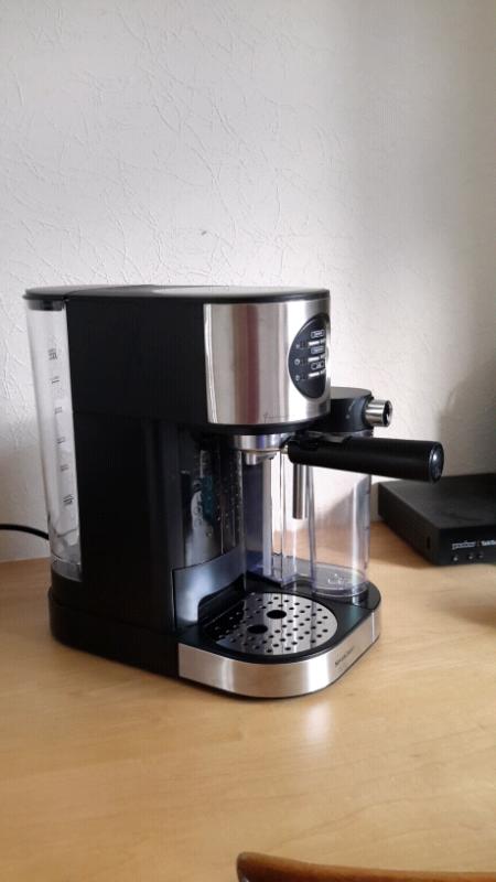 Silvercrest Expresso Coffee Machine Also Krups Coffee Bean Grinder In Plymouth Devon Gumtree