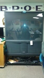 Find a home for a Large Working Colour TV