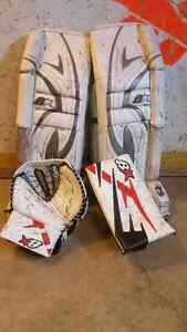 Brians Senior Goalie Set