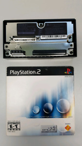 Sony Playstation 2 (PS2) network adapter