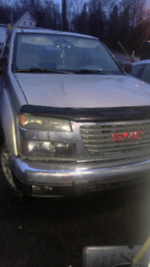 Gmc canyon 2004 2.8L 2x4 2400$