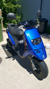 2005 Piaggio Typhoon Scooter $1200 obo