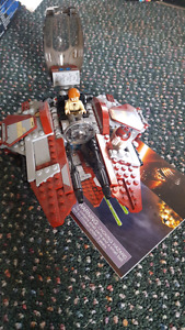 Lego star wars obis ep3 fighter