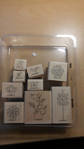 "Stampin Up Stamps ""SWEET SUMMER"" Scrapbooking or Card Making"