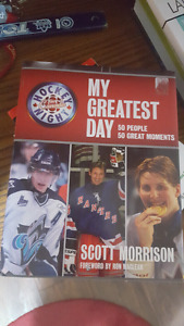 My Greatest Day in Hockey Book
