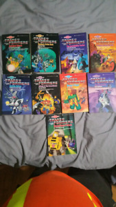 Complete series   FIND YOUR FATE...TRANSFORMERS EDITION
