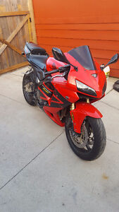 2005 Honda CBR600RR $4800 obo