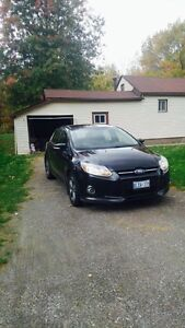 2012 Ford Focus - will trade for pickup