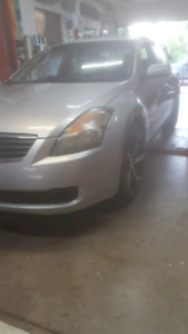 2007 Nissan Altima 3.5 6 speed