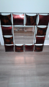 Decorative mirror in perfect condition.  Asking $35.00
