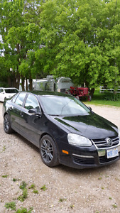 2009 VW Jetta TDI Highline 6 speed !