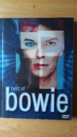 David Bowie 2 disc set