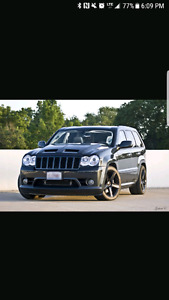 Wanted 08+ jeep SRT