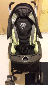 Peg Prego Stroller with Infant Car Seat
