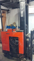 BT Electric Prime-Mover Reach Stacker