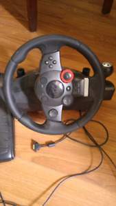 Ps3 Volant logitech driving force gt