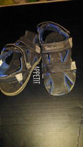 Size 10 toddler timberland sandal