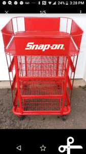 Snap On Tool Trolley