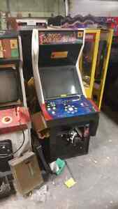 Goldentee arcade coin operated mame