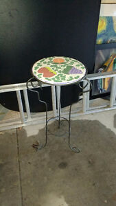 Flower stand or table