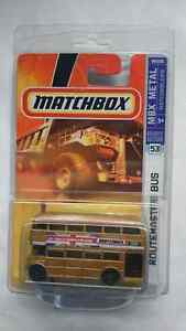 MATCHBOX ROUTEMASTER BUS