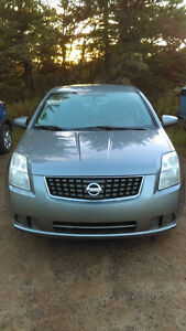 2008 Nissan Sentra Car