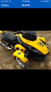 2009 CAN-AM SPYDER ROADSTER RS 5995$@902-293-6969