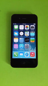 iPhone 4 Noir Rogers Perfect Condition