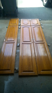 Pantry doors for sale